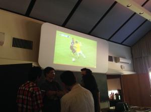 Brazil (0) vs Netherland (3)